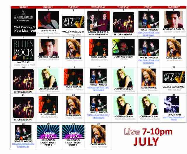 Live July